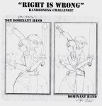Right is Wrong Fenris n Hawke by AbsoluteApril
