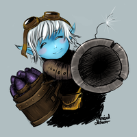 Tristana by Little-Roisin