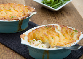 Fish Pie by iconsPhotography