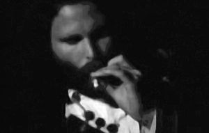 JIM MORRISON by avrageteen