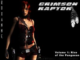 Crimson Raptor - Roxanne 1024 by Lawlesstwo