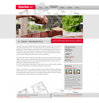 Building corporation design by 125ml