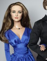 Kate Middleton OOAK Doll by ShannonCraven