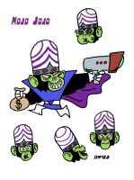 Mojo Jojo by PanzerBanana