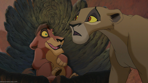 Zira is concerned by MajestyShion