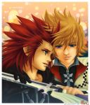 Never Forget :: Axel and Roxas by Glay