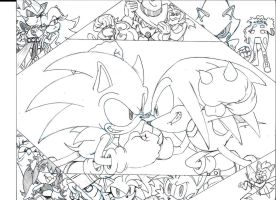 Sonic Champions by trunks24