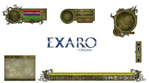 Exaro GUI by AaronQuinn