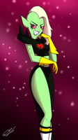 Lord dominator by DaveToons