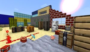 The AWESOME Pack for 1.8 by Beholderr