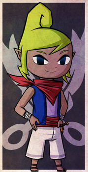 Tetra the Pirate by Icy-Snowflakes