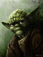 YODA by twistedmentality