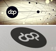 D.O.P. Logotype by design-on-arrival