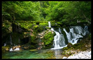 Waterfall 3 by Terza