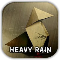 Heavy Rain Game Icon by Wolfangraul