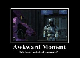 Awkward Moment by rumper1
