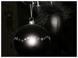 christmas ornaments by AllyCat1994