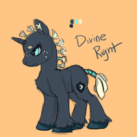 Divine Right by weepysheep