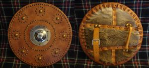 Scottish Targe 002 by DerGrundel