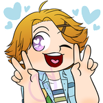 Transparent Yoosung by DCDr34m3r