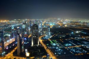 Dubai From Above by suffer1