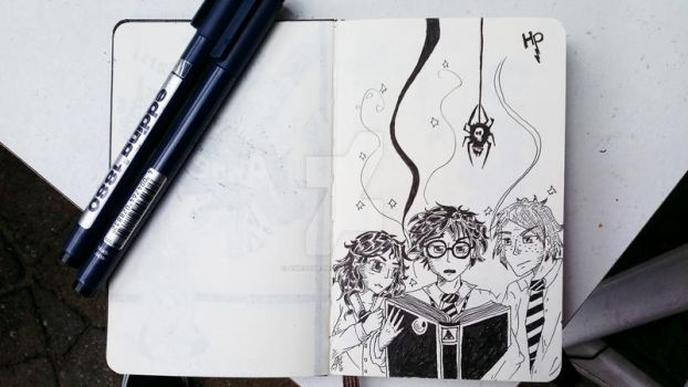 Deathly Hallows is a dangerous story by AwesomePirate