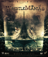 poster  WrestlemaniaX8 by ahmed-aldhfeeri