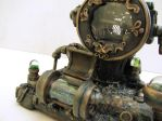 Steampunk plant thing by twistedcreaturesart