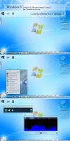 Windows 8 concept 'Talisman' by CypherVisor