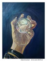 Glass in my hand by nadobart