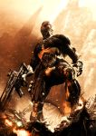 Crysis In Hell by XxR3zD3ViLxX