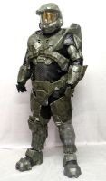 Master Chief - first build by Old-Trenchy
