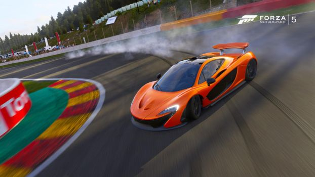 Forza Motorsport 5 | McLaren P1 Drift by TC97