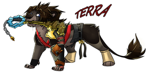 KH Wildlands:Terra by Rain-Strive