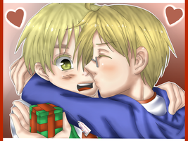 Hetalia: Happy Birthday Alfred by Hawaiian-Brit