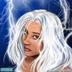 Stormy by Rudranee