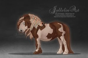 Hototo Auction #25 - Transparent Stripes - Ended by Jullelin