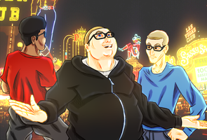 Commission - Welcome To Vegas by KingVego