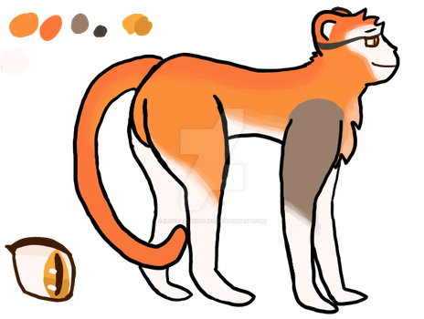 Honesty Unofficial Ref by iloveallwildlife