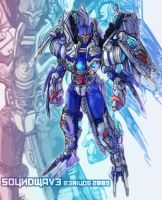 TF : MovieSoundwave color by Beriuos