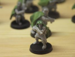 Death korps of Krieg 4 by craats