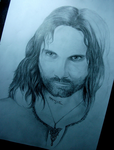 Aragorn [Viggo Mortensen]-The Lord of the Rings 01 by djallalyazid
