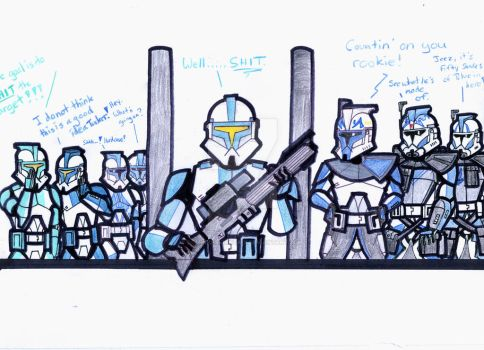 Red Vs. Blue: Another Dimension 2 by Dominic-Skirata-X