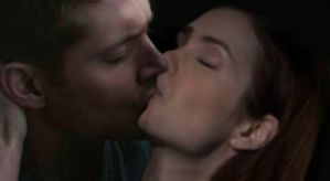 Dean and Charlie - Supernatural: Hot mess by orbitto