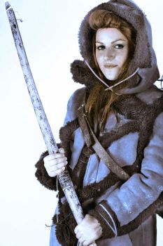 Ygritte Cosplay by Elisa-Erian