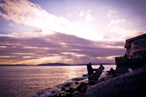 Alki Beach by ThatFunk