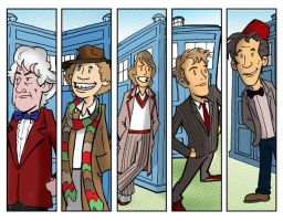 Doctor Who Set by madscott