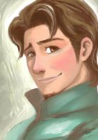 Tangled : Flynn by luvlessparadise