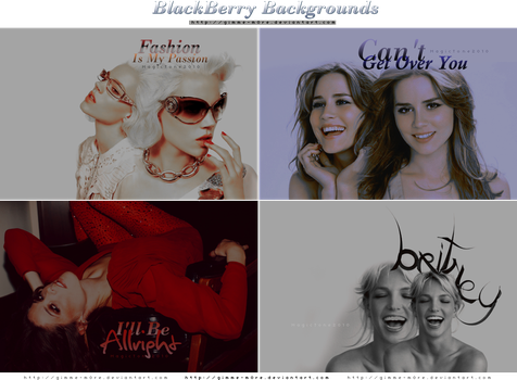 BlackBerry's Wallpapers 6 by Gimme-M0re