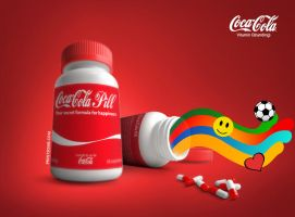 Cocacola-vitamin-branding by Printsome